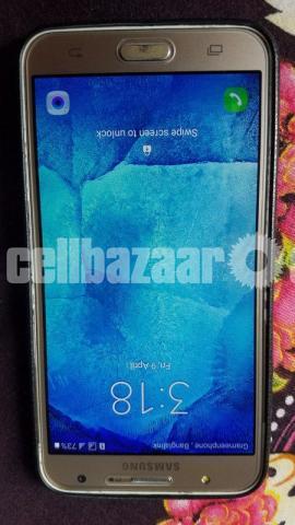 Samsung galaxy j7 2/16 gb - 3/5