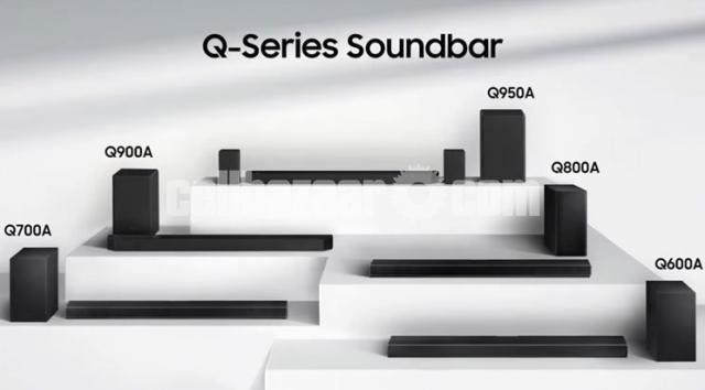 Samsung HW-Q950A 616W Virtual 11.1.4-Channel Soundbar PRICE IN BD - 2/3