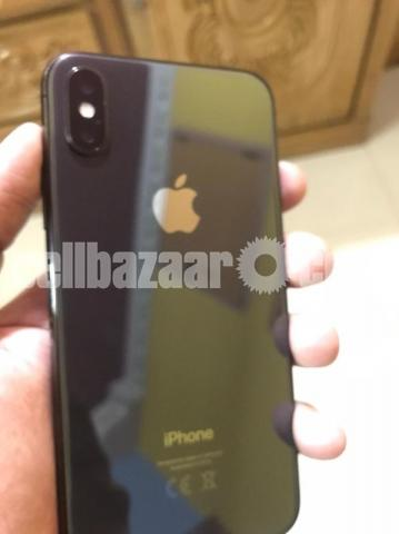 Apple iphone x 64gb - 3/4