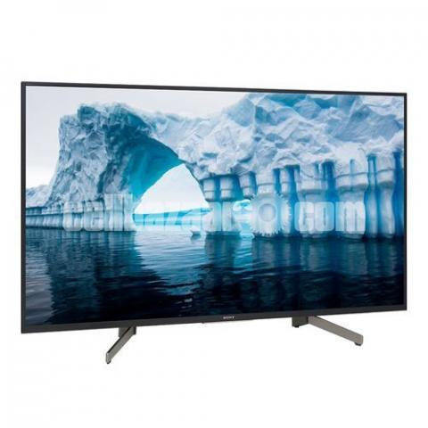 SONY BRAVIA 43 inch X8000G 4K ANDROID VOICE CONTROL TV - 2/5