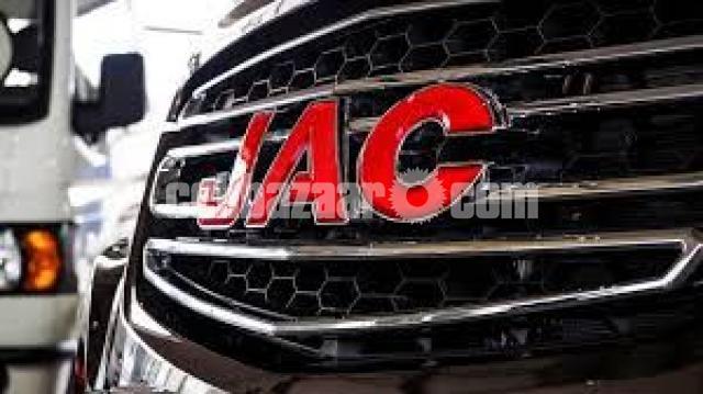 JAC T6 Double Cabin 2 Wheel Drive - 1/2