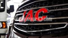 JAC T6 Double Cabin 2 Wheel Drive