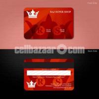 Best Quality Membership Card Price in Nilkhet 50 Tk.