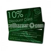 Discount Card Cheap Price in BD 50 Tk.