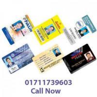 ID card print service in Bangladesh 25 TK.