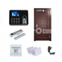 Access Control Machine (Battery Backup)