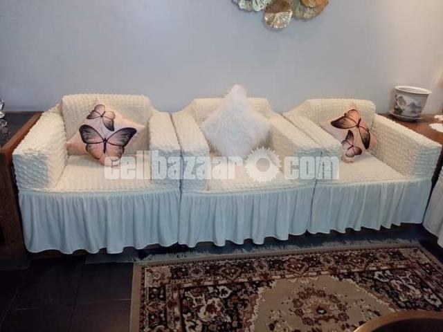 Sofa Cover for Your Lovely Furniture  - 10/10
