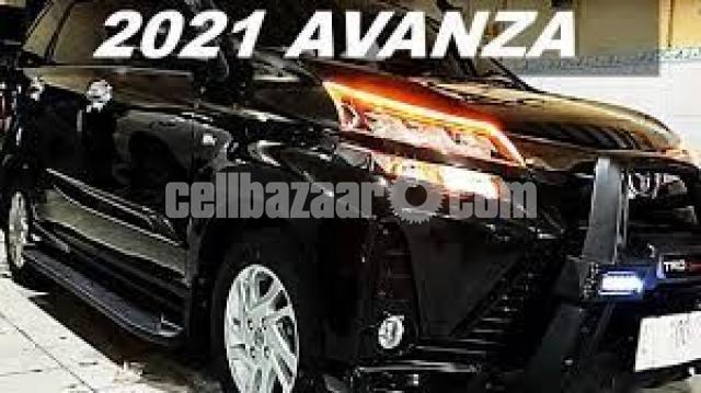 Toyota Avanza 2021 - 1/2