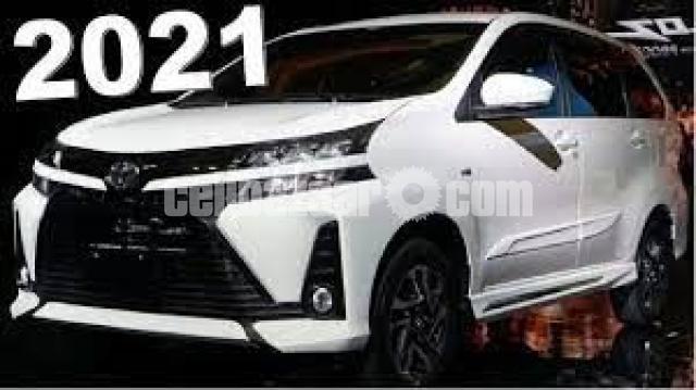 Toyota Avanza 2021 - 2/2