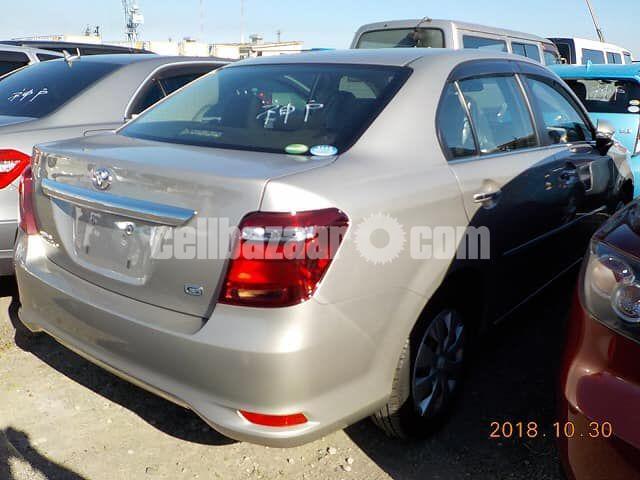 Toyota Axio 2015 Non Hybrid - 2/3