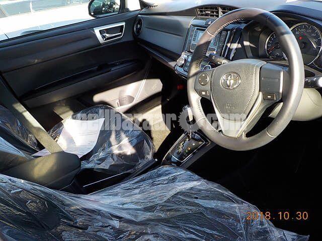 Toyota Axio 2015 Non Hybrid - 3/3