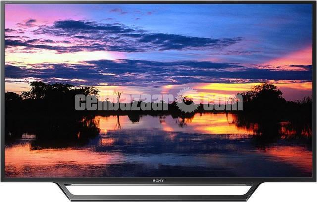 Sony Bravia 32'' W600D Wi-Fi HD LED Semi Smart TV - 1/3