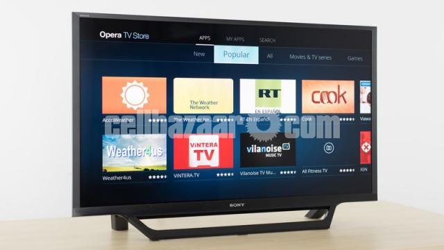 Sony Bravia 32'' W600D Wi-Fi HD LED Semi Smart TV - 3/3