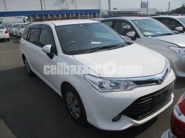 Toyota Fielder 2015 Hybrid - 3/5