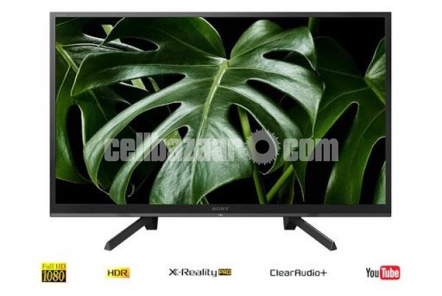 Sony Bravia 50'' W660G HDR Smart LED Television - 1/3