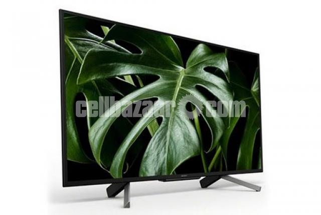 Sony Bravia 50'' W660G HDR Smart LED Television - 2/3