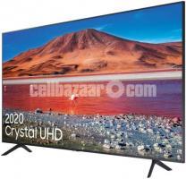 Samsung 43'' TU7100 Crystal UHD 4K Smart Android TV - Image 4/4