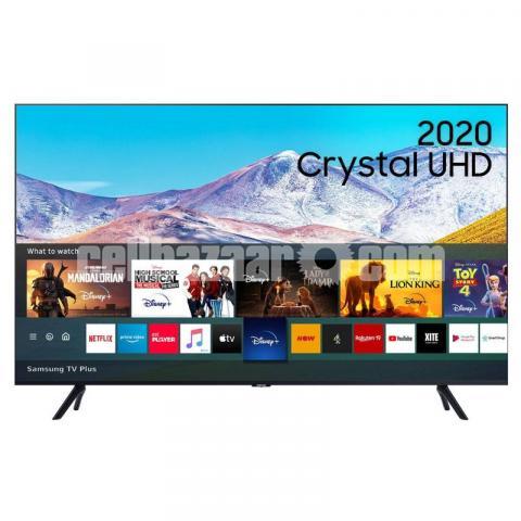 Samsung 43'' TU8000 4K UHD 8 Series Smart Android TV - 1/4