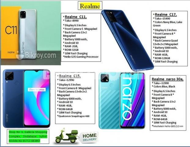 Realme C17 Mobile - 3/3