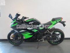 2017 kawasaki ninja 300 for sale contact WhatsApp +14752216764