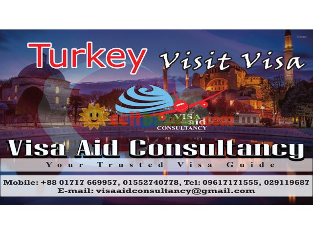 Turkey Visa Processing - 1/5