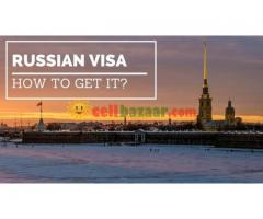 Russian Visa Processing