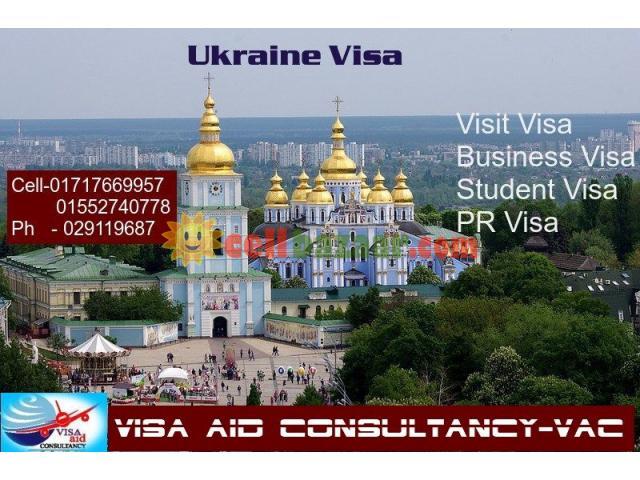 Ukraine Visa Processing - 1/5