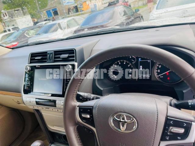Toyota Prado 2018 - 5/5