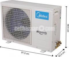Midea MSE-12CRN1AF5S 1.0 Ton Inverter  AC 12000BTU