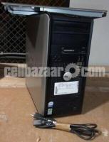Dell Core2dou DDR3 Brand Pc