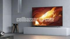 49 inch SONY X8000H 4K ANDROID VOICE CONTROL TV