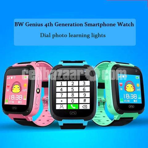 GPS Tracker Kid's Smart Watch kid's Watch Global Version - 2/7