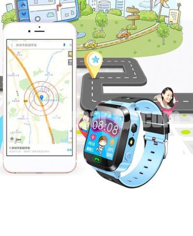 GPS Tracker Kid's Smart Watch kid's Watch Global Version - 4/7