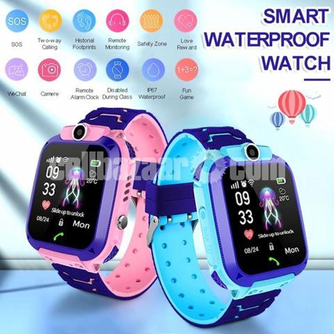 GPS Tracker Kid's Smart Watch kid's Watch Global Version - 5/7