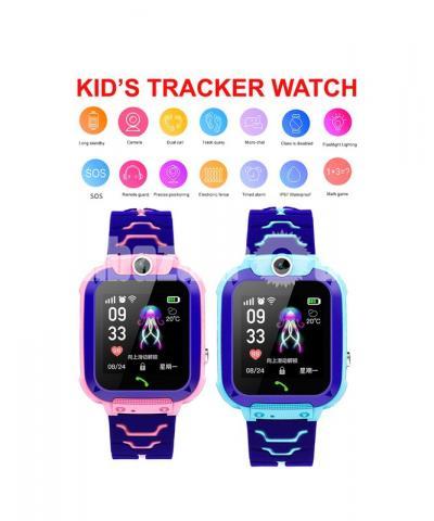 GPS Tracker Kid's Smart Watch kid's Watch Global Version - 6/7