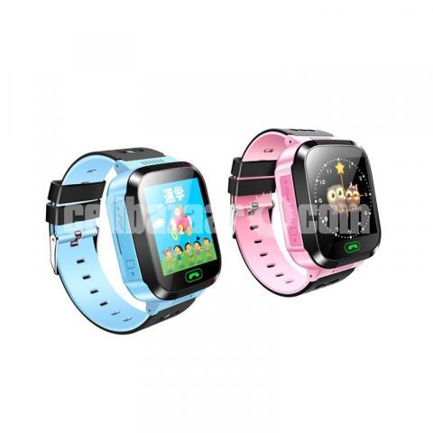 GPS Tracker Kid's Smart Watch kid's Watch Global Version - 7/7