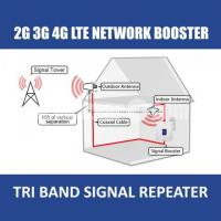 Network Booster 2G 3G 4G LTE Tri Band Cell Phone Signal Repeater - Image 6/6