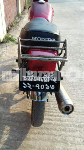 Honda CG 125 - 4/10