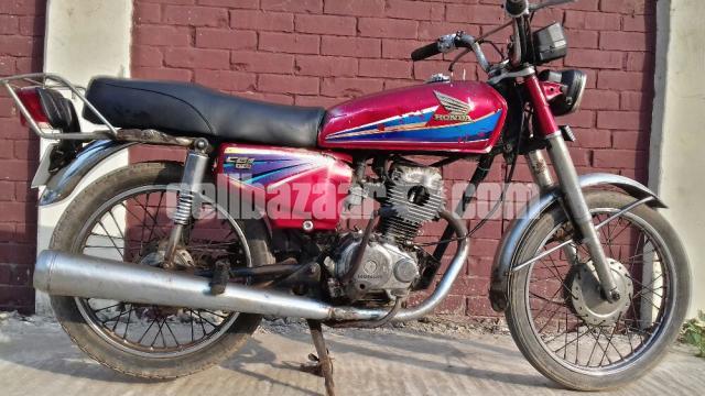 Honda CG 125 - 5/10