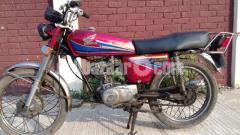 Honda CG 125 - Image 9/10