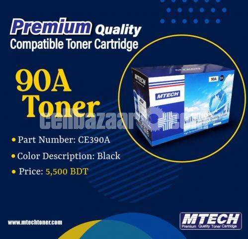 Compatible toner for Hp in Bangladesh/ Printer toner price - 1/2