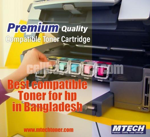 Compatible toner for Hp in Bangladesh/ Printer toner price - 2/2