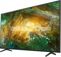 Sony Bravia 75'' X8000H 4K Ultra HDR Android TV 2020