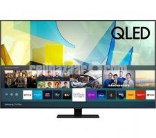 Samsung 55'' Q80T QLED Dynamic Class Voice Control TV