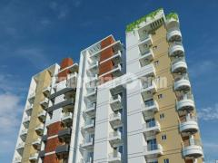 1300 sft Corner Flat Sale at Mirpur.