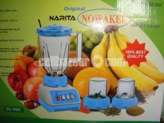 Electric Blender with two Grinder - Image 1/4
