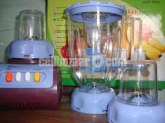 Electric Blender with two Grinder