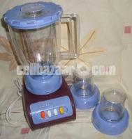 Electric Blender with two Grinder - Image 4/4