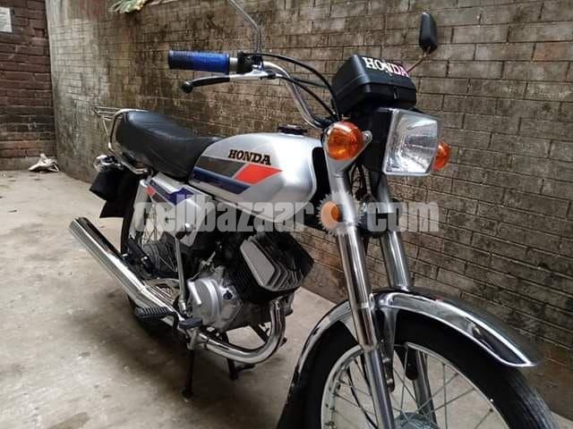 Honda H100S CDI Parts - 1/10
