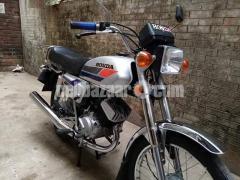 Honda H100S CDI Parts